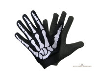 Мотоперчатки Skeleton Motorcycle Gloves